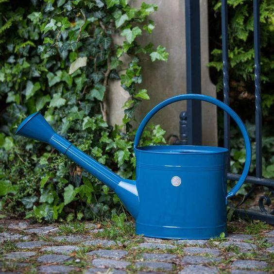 Englische Giesskanne Aus Metall 5 Farben Giesskanne Metall Zinkgiesskanne