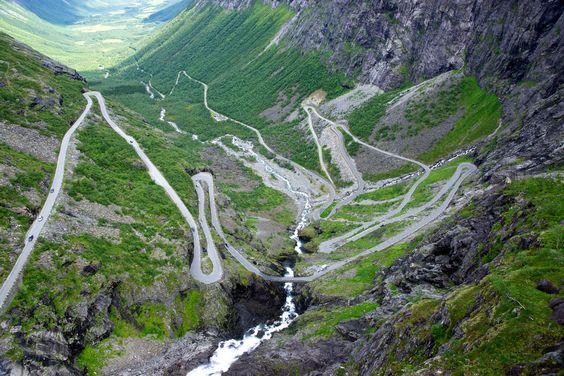 Trollstigen, Norway |   Twelve more must-ride cycling climbs for your bucket list