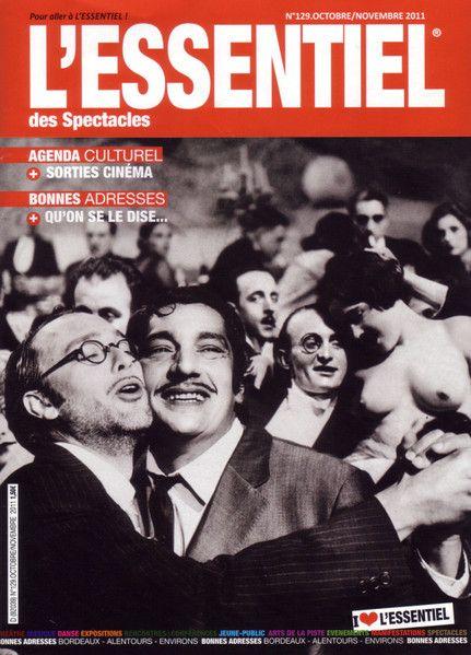 Le Cabaret de la Méduse // Deux Figurants ( Chanson française Néo Cabaret à tendance sur-réaliste)