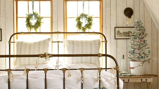 1212 Christmas Trees: Bedside Shrub