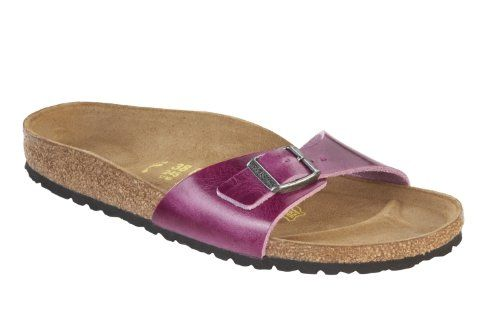 Beach Purple, Sandales Bout Ouvert Femme, Violet (Arizona), 36 EUPapillio
