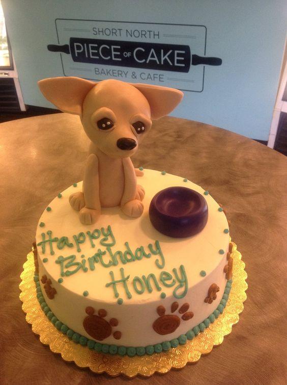 Chihuahua Birthday Cake Uk