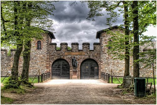 """Saalburg - The Roman Fort that Survived the Barbarians """"Wow! Is this for real?"""" is a common expression you might hear from people visiting the Saalburg for the very first time. That's because the last..."""