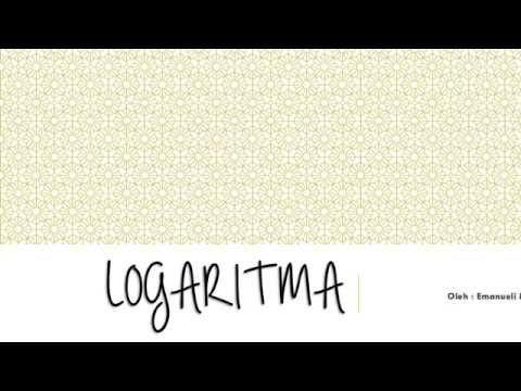 Persamaan Logaritma Pelajaran Matematika Persamaan Matematika
