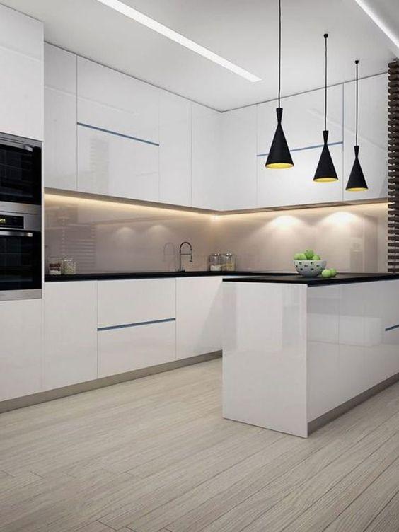 30+ Mẫu tủ bếp hiện đại đẹp giá rẻ ở TPHCM [2020] - Nội Thất Hạnh Phúc