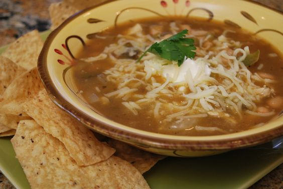 White Bean Chicken Chili | The Cooking Mom | Recipe's I want to try ...