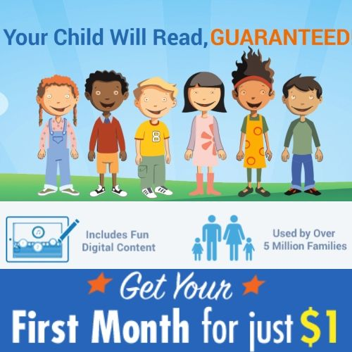 Hooked On Phonics First Month Only 1 Phonics Programs Book