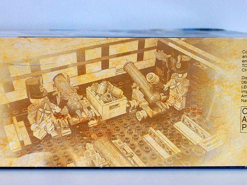 LEGO 10210 Imperial Flagship - Box art - bottom drawing | Flickr - Photo Sharing!