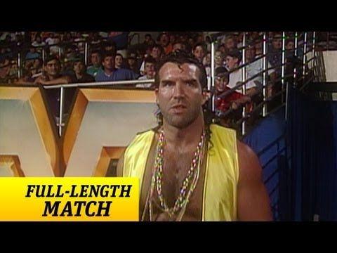 Razor Ramon's WWE Debut - YouTube