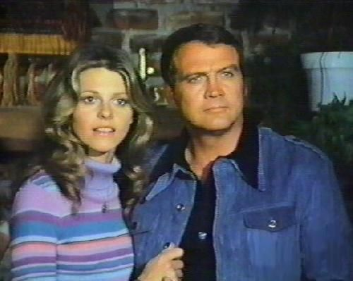 """The Bionic Woman and The Six Million Dollar Man"" La mujer biónica y el hombre nuclear. Idolos!"