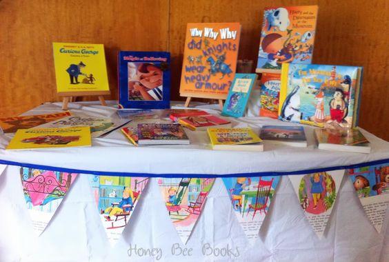 children's book book swaps - Google Search