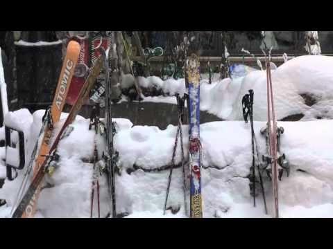 "I wish this season was I last season - Big snow storm on Opening Day Nov 20, 2010 for the ""Skier's Resort"" - Squaw Valley USA, California!"