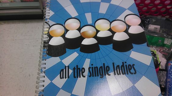 Found this notebook at Target. - Imgur