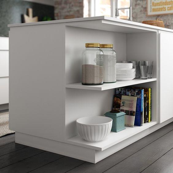 Kies de eenvoudige Linea keuken en voeg je eigen stijl toe met de ...
