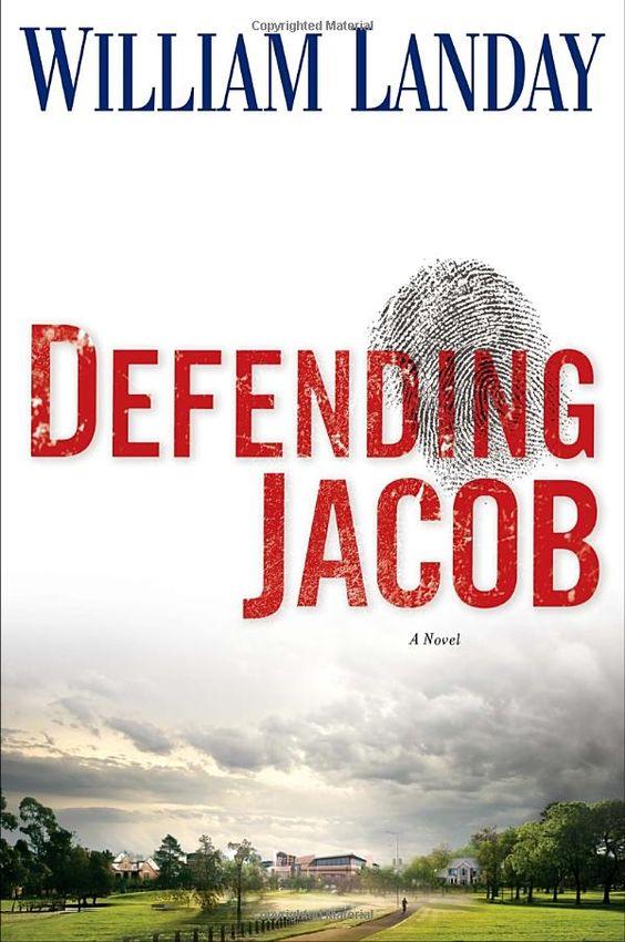 Amazon.com: Defending Jacob: A Novel (9780385344227): William Landay: Books