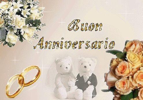 Felice Anniversario Buon Anniversario Anniversario Anniversario Di Matrimonio