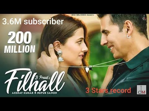 Filhaal B Praak Full Mp3 Audio Song Youtube Akshay Kumar Songs New Album Song