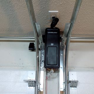Limited Space Liftmaster Jackshaft Garage Door Opener