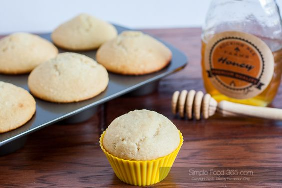 Lite, sweet Honey Muffins are a great way to start the day. This recipe makes a great muffin that is a hit with everyone who has tried them.