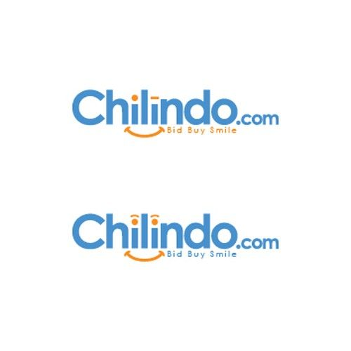 Chilindo Com Fun Ecommerce Logo Design Bid Buy Smile We Are An Online Auction We Sell Electronics Toys House Creative Logo Ecommerce Logo Geometric Logo
