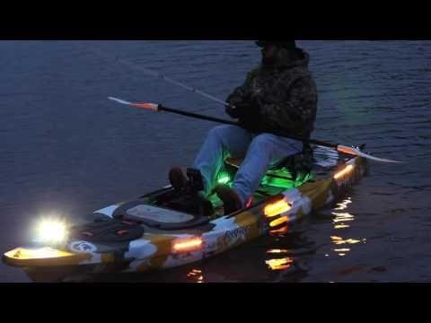 Yak Lights Waterproof Led Lights For Fishing Kayaks Kayak