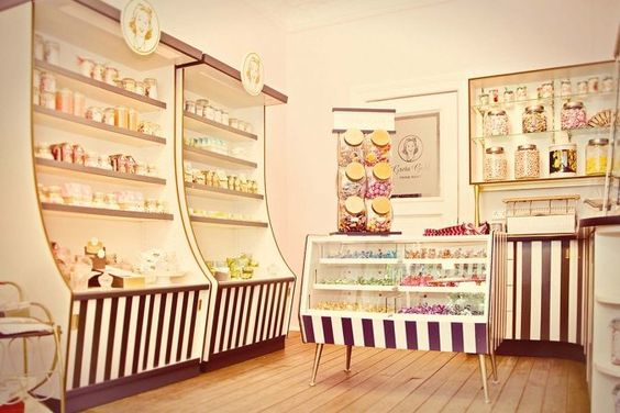 Schokolade, Bonbons, Gummibärchen & Lakritz - unsere ständigen Begleiter durch das Leben.