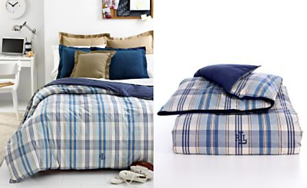 Lauren Ralph Lauren Sundeck Down Alternative Comforters