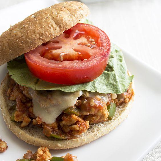 Philly Cheese Turkey Sloppy Joes | Recipe | Sloppy joe ...