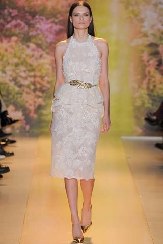 Zuhair Murad Spring 2014 Couture Collection Slideshow on Style.com