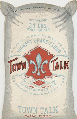 Lawrenceburg Roller Mills Co. | Trade Card