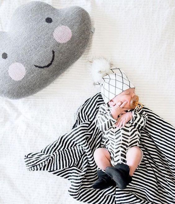 EEK! This Thursday throwback is bringing all the baby fever!