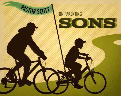 Four Phases Of Raising Boys   Parenting Sons #3
