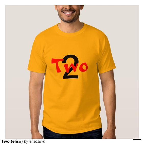 Two (eliso) playera