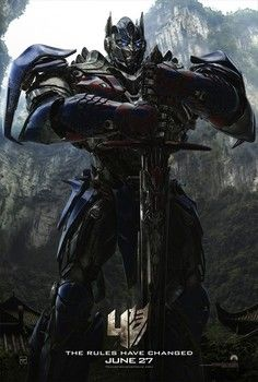 Mark Wahlberg: Dinobots attack in trailer for 'Tranformers: Age of Extinction'