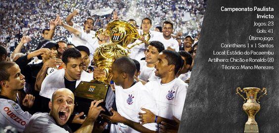 03/05/2009 - Campeonato Paulista Invicto