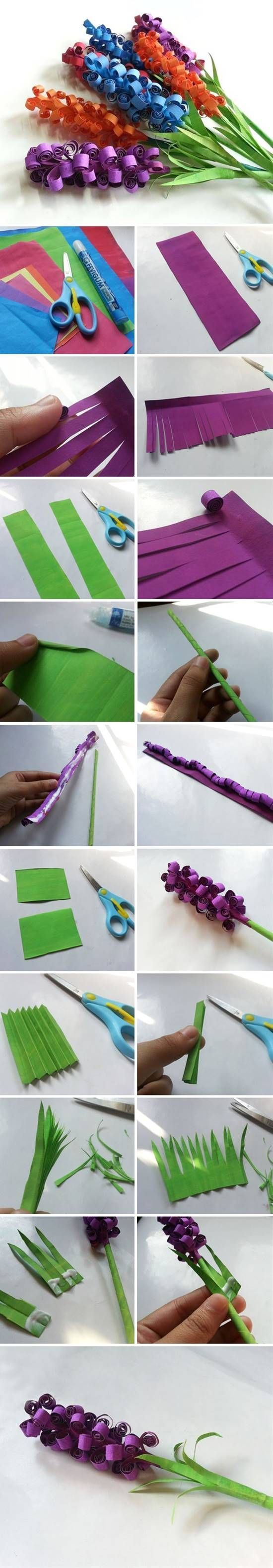 10 Creative Diy Paper Craft Ideas That Everyone Must See Paper Flowers Diy Easy Construction Paper Flowers Paper Crafts Diy
