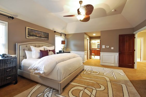 2902 black walnut, st. charles, IL - Linda Damasco Weber, Coldwell Banker Broker for this lovely master bedroom. Love the carpets! Google Search