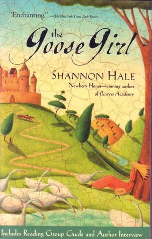 All of Shannon Hale's books are amazing!