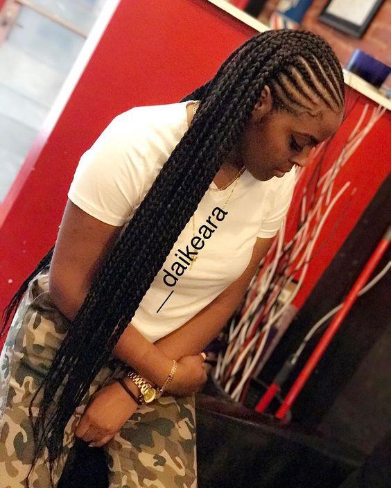 Pin By Nikesha On Beauty In 2019 Hair Styles Braids Hair