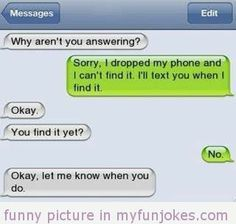hilarious clean text jokes - Google Search -XD OH MAN THAT ... Funny Texts Clean
