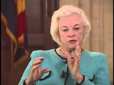 ACTV Presents: An Interview with The Honorable Sandra Day O'Connor - Published on Oct 3, 2013 Annalyn Censky, ASU. 2007 © Arizona Capitol Television