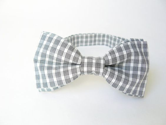 Mens bow tie freestyle groom wedding hipster by BartekDesign, €22.50