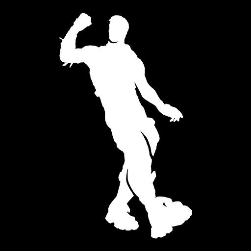 Pin By Austiimw On Fortnite In 2019 Dance Silhouette