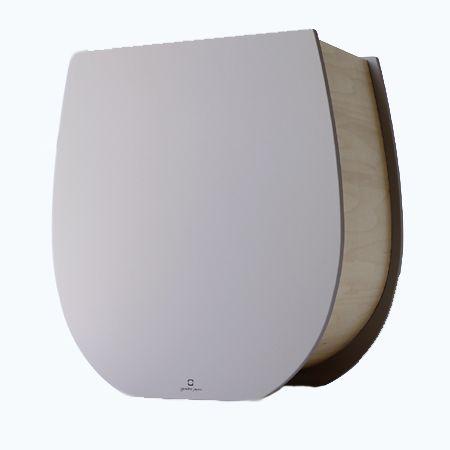 ゴミ箱 木製 チューリップ dust box 10L ダストボックス
