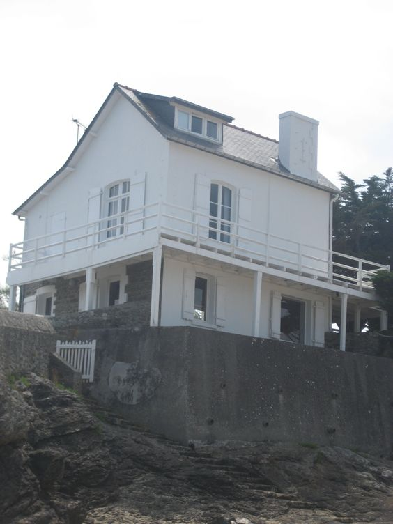 Beachhouse Dinard, Brittany