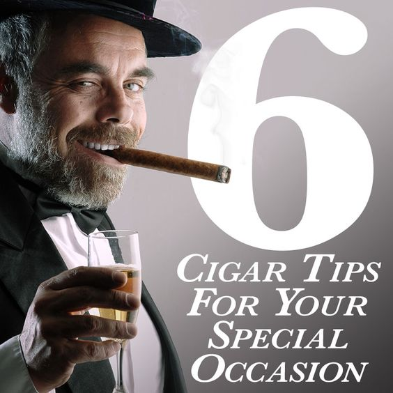 6 Cigar Tips For Your Special Occasion