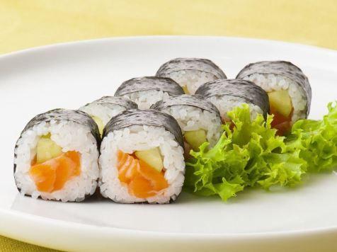 Resep Sushi Jepang Asli Dan Cara Membuatnya Iniresep Com Resep Resep Sushi Memasak Resep