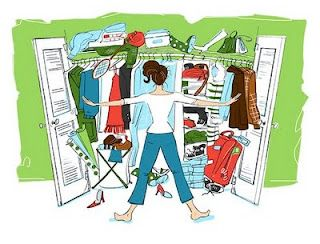 Tips for organizing a small closet