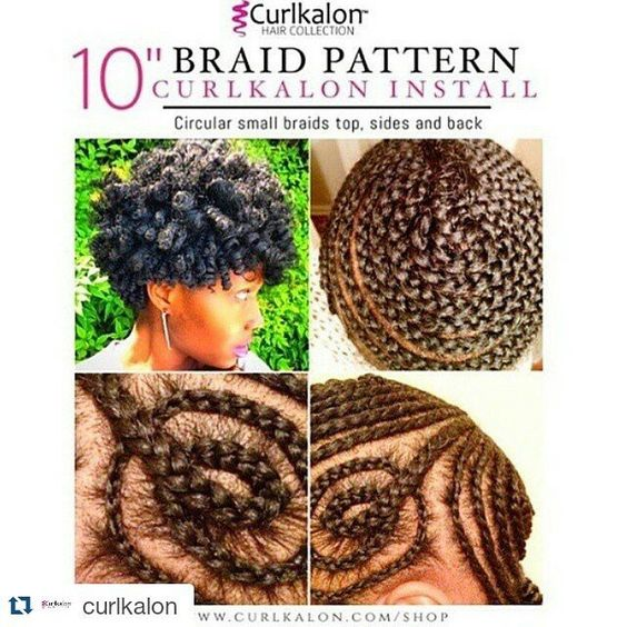 The perfect crochet style relies on the foundation. This was the braid ...