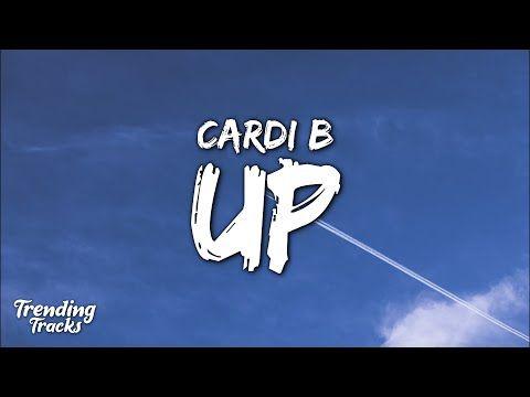 Cardi B Up Clean Lyrics Youtube In 2021 Lyrics Cardi B Cardi